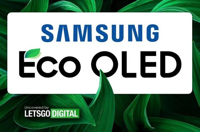 適用於 Galaxy 智慧型手機和電視的三星 Eco OLED 顯示螢幕
