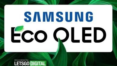 Samsung Eco OLED