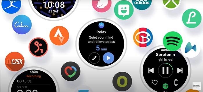 三星與Google聯手打造的嶄新整合平台