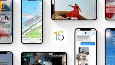 蘋果iOS 15秋季上線 iPhone 6S與初代SE還能升級