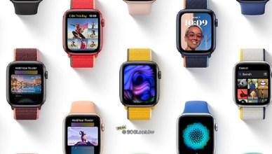蘋果watchOS 8智慧手錶系統亮相 秋季上線