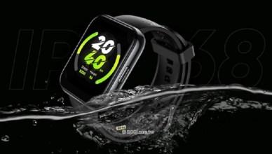 支援血氧偵測 realme Watch 2 Pro台灣上市價格2499