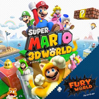 第4名:《超級瑪利歐 3D 世界 + 狂怒世界》