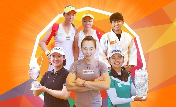 舉重國手郭婞淳今年五月加入台灣大體育家族,期待再一次突破自己,奪下奧運獎牌!台灣大也邀請所有民眾一起為選手們加油打氣。