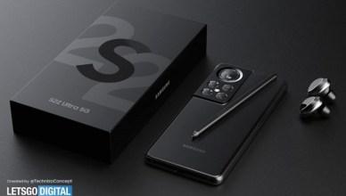 Samsung-galaxy S22 Ultra