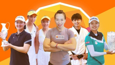 台灣大體育家族能所不能!六位選手挺進東京奧運