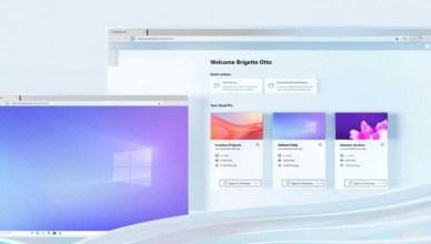 微軟雲端電腦「Windows 365」將上線 只要連上網就能用