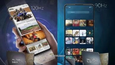 聯發科發表4G處理器Helio G96與G88 升級螢幕更新率