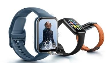 OPPO Watch 2智慧手錶發表 支援血氧監測與鼻鼾風險評估