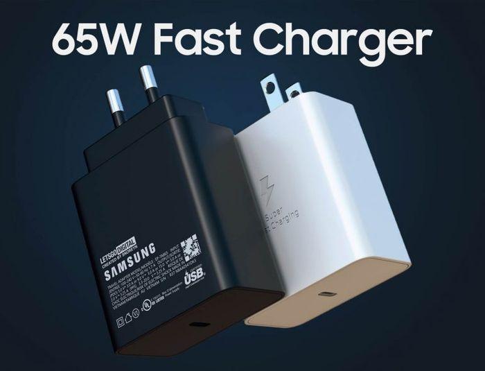 適用於 Galaxy S22 的三星 65W 充電器