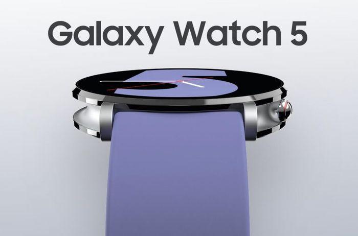Samsung Galaxy Watch 5 智慧手錶的設計概念