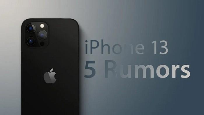 可能錯過的五個iPhone 13傳言