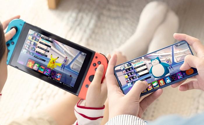 支援Nintendo Switch和智慧型手機2種平台