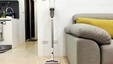 無線吸塵器推薦 TiDdi S690 無線氣旋除蟎吸塵器開箱 居家清潔首選、高CP值吸塵器無耗材花費
