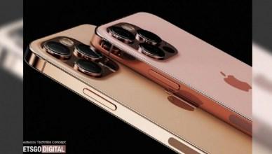 iPhone 13系列將於9月登場 史上最貴、高階機款恐逼近7萬元