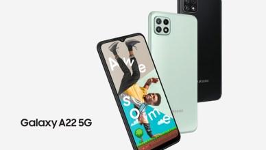 Samsung Galaxy A22 5G手機開箱 免萬元高CP值大電量國民機