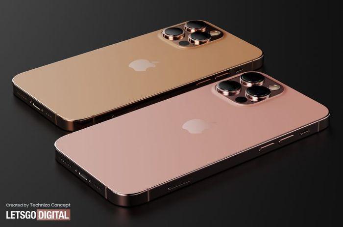 iPhone 12s Pro 將推出兩種新顏色日落金和玫瑰金