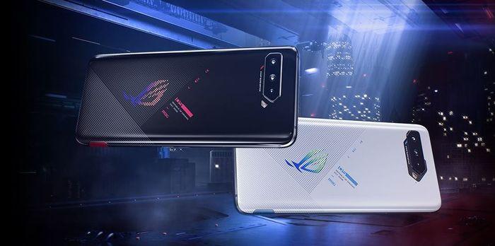 ASUS ROG Phone 5s 電競手機