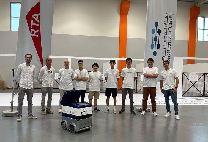 體型輕巧的Piek,與Willy軟體相同,已於8月赴杜拜參與決賽實車測試
