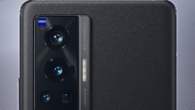 vivo X70系列採用蔡司玻璃鏡片 Pro+四鏡頭都有防手震