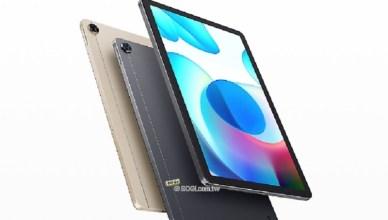 realme發表首款平板電腦 realme 8s 5G與8i手機同步推出