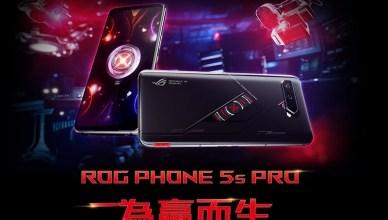 電競手機開箱!ASUS ROG Phone 5s Pro 5G,體驗效能升級、為贏而生