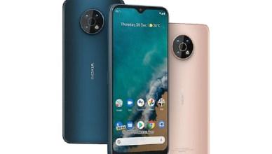 6.82吋大螢幕5G手機 Nokia G50發表