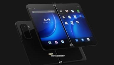 微軟Surface Duo 2雙螢幕手機發表 Pro 8與Go 3平板亮相