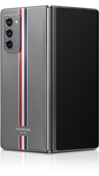 Galaxy Z Fold2 Thom Browne 限量版