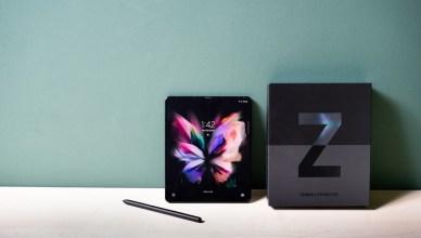三星折疊手機操作技巧大公開!Samsung Galaxy Z Fold3 5G手機與S Pen讓使用體驗更美好
