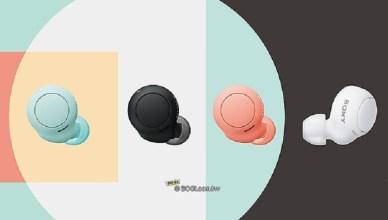 繽紛多彩 Sony WF-C500入門款真無線藍牙耳機開賣
