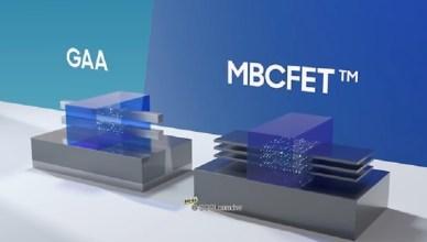 三星3奈米晶片2022上半年量產 2025試產2奈米晶片