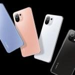 台灣大獨賣Xiaomi 11 Lite 5G NE 256G新機 專案價0元入手