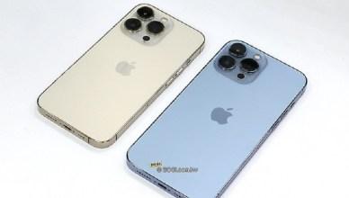 iPhone 13 Pro零組件成本比前代高 螢幕能自動調節更新率