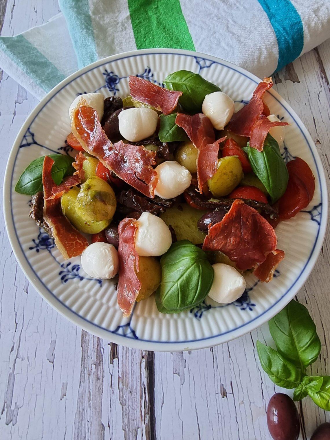 Italiensk kartoffelsalat
