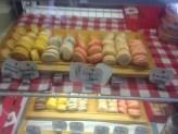 Elli's bakery macarons