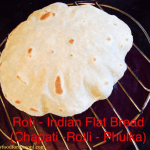 Roti – Indian Flat Bread