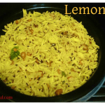 Lemon Rice – South Indian Rice Recipe
