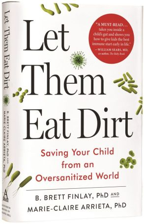 Let them eat dirt | myfoodistry