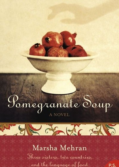 myfoodistry - traditional cooking and modern inspiration - imagine - literature - pomegranate soup