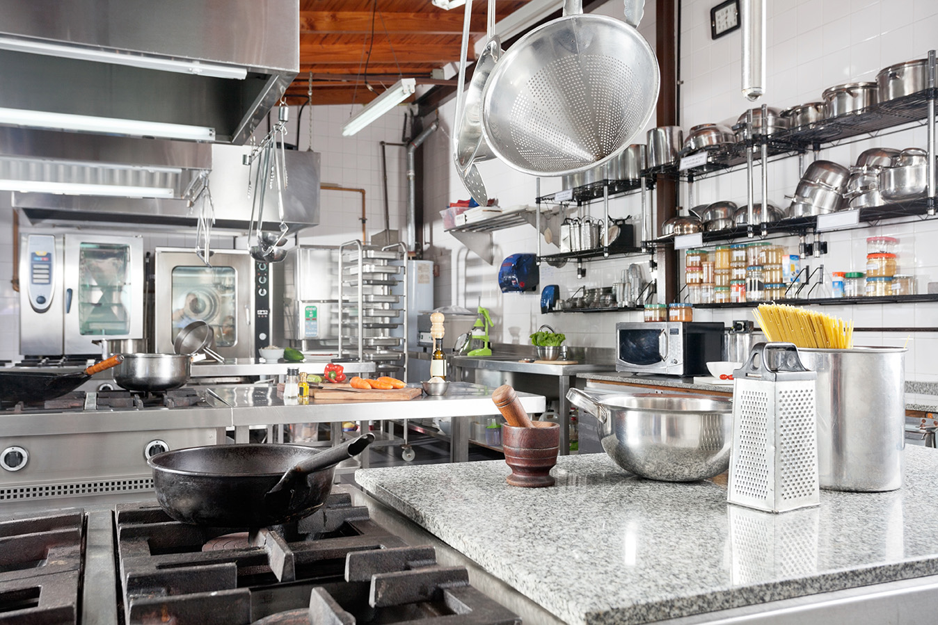 Restaurant Kitchen Design and Food Safety  My Food Safety