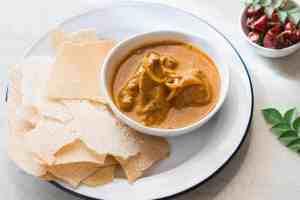 Chicken Kori Rotti | Mangalorean Chicken Curry