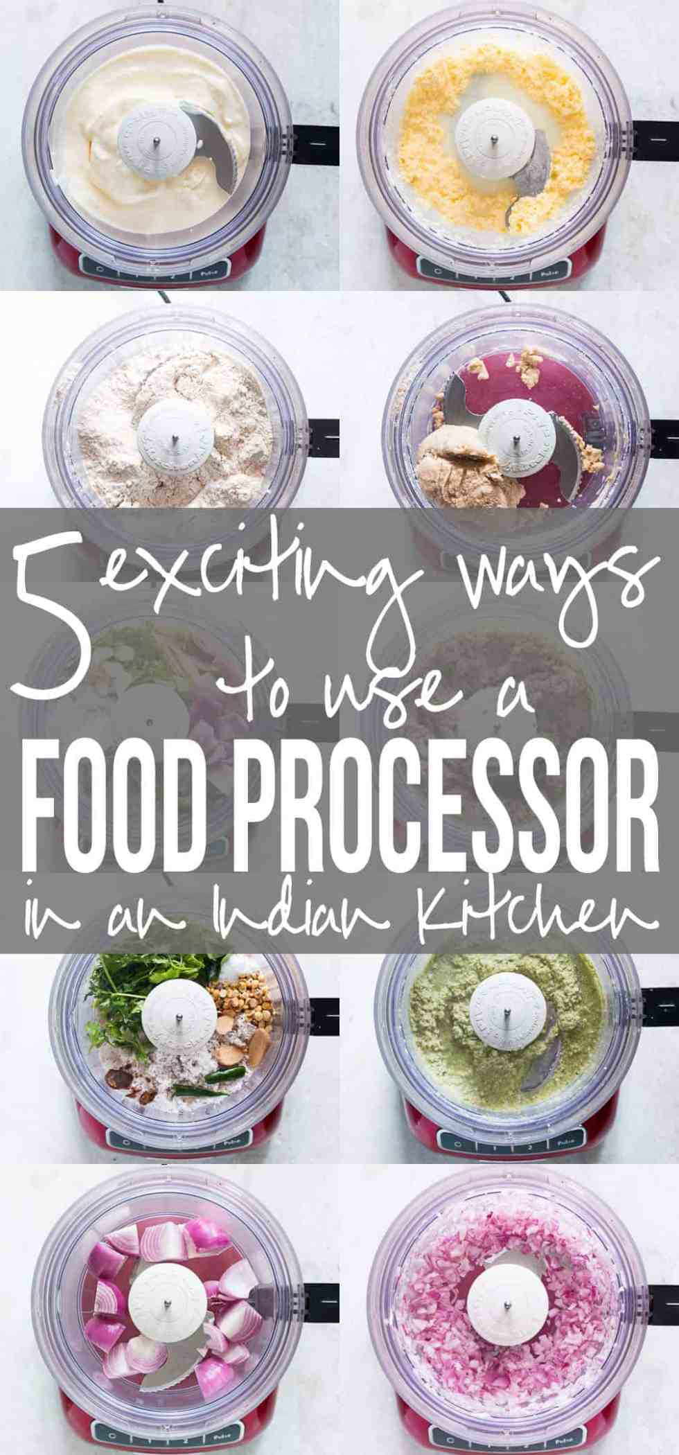 what to look for in a food processor
