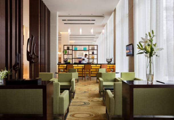 Our latest staycation at Fairfield by Marriott, Bangalore