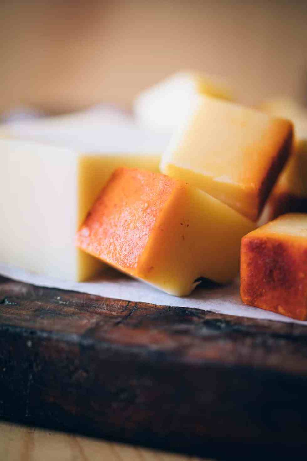 how to make cheese fondue at home