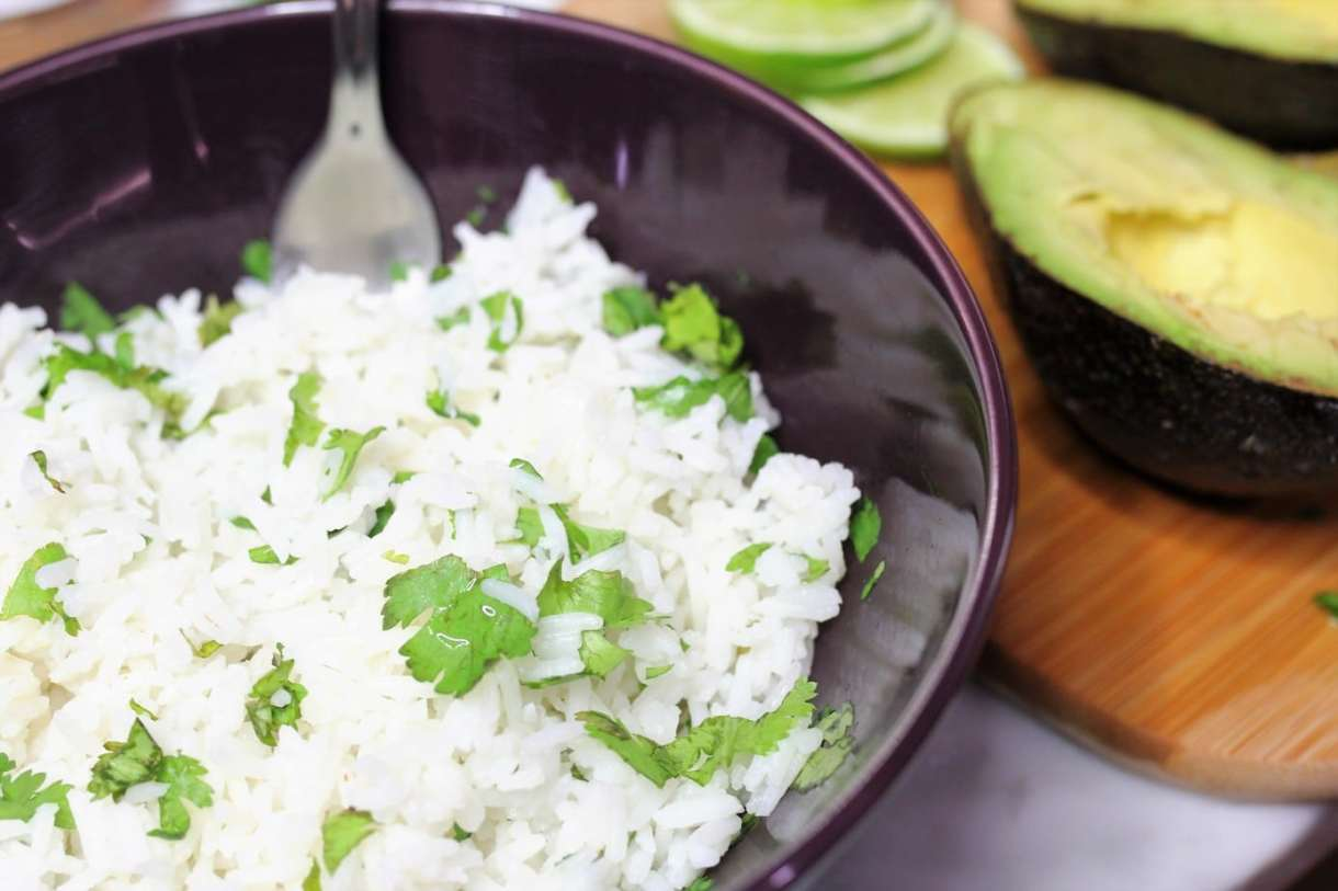 rice prepared