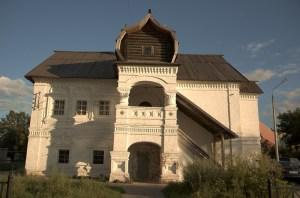 Дом рядом с бывшей усадьбой Кулибина