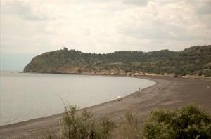Крымские безлюдные пляжи