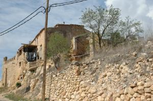 Картахена, высоко в горах