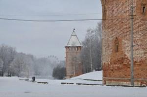 Башни стены